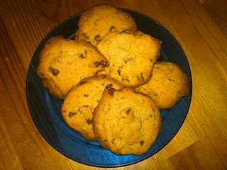Plate Full of Cookies