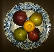Granny Smith/Rome Apples with Lemon