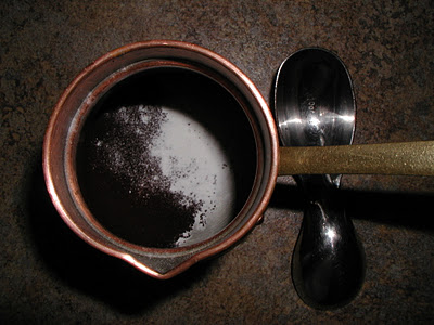 Espresso (Turkish Coffee)