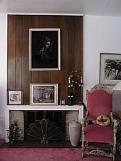 Mantel Fireplace (2009)