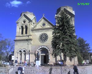 Cathedral Basilica of Saint Francis of Assisi