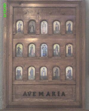 Cathedral Basilica of Saint Francis of Assisi (Ave Maria)