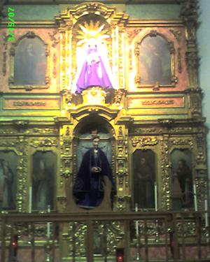 La Conquistadora Chapel 1